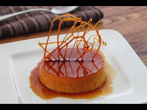 Creme Caramel &#8211; Creamy Baked Caramel Custard Dessert Recipe
