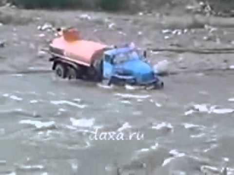 Fuel Delivery in Russia