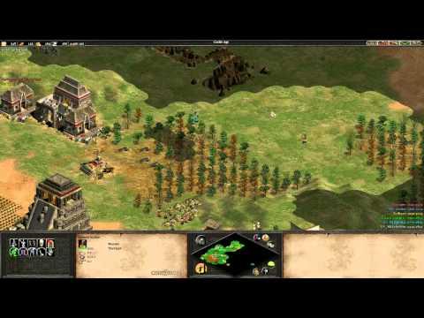 3v3 Arabia - Mayans Flank