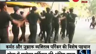 Taal Thok Ke: Funeral of Manohar Parrikar in Panaji - ZEENEWS