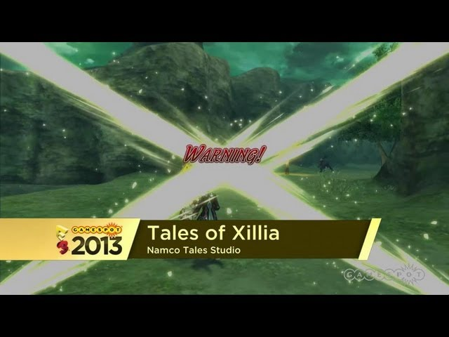 Tales of Xillia - E3 2013 Stage Demo