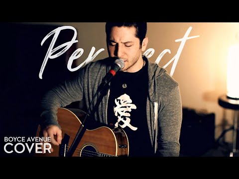 Pink - Perfect (Boyce Avenue acoustic cover) on iTunes (Donate to Japan)