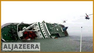 🇰🇷 Families of South Korea ferry disaster victims to get $200m  | Al Jazeera English - ALJAZEERAENGLISH