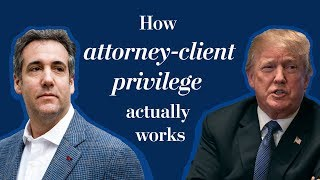 How attorney-client privilege actually works - WASHINGTONPOST