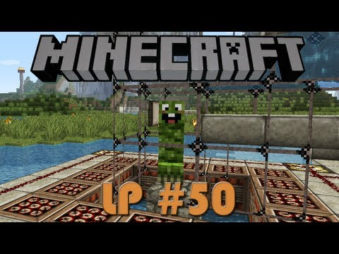 Creeper Launcher Minecraft LP 50