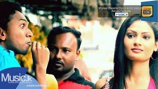 Ranuka Fernando - Malee (Neela Dasa kola balum) Music Video