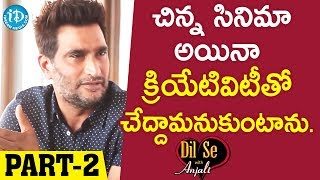 Art Director Ravinder Reddy Interview Part #2 || Talking Movies With iDream - IDREAMMOVIES