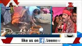 Watch Manoj Tiwari croons on the occassion of Chhat Puja - ZEENEWS