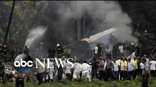 More than 100 people killed in Cuban plane crash - ABCNEWS