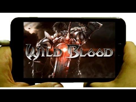 Wild Blood Android Gameplay Samsung Galaxy Note Gameloft