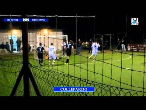 Coppa Lazio Vis Fondi - AM Frosinone Highlights