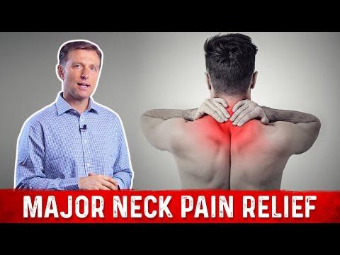 Dissolve Neck Pain & Stiffness