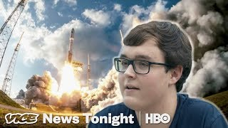The World Famous Teenager Capturing Rocket Launches (HBO) - VICENEWS
