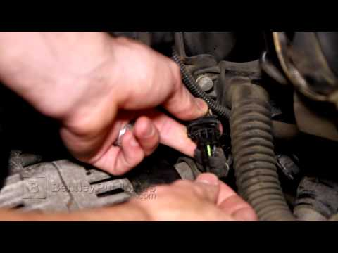 BMW 3 Series (E46) 1999-2005 - Intake camshaft position sensor testing P0340 DIY - how to diagnose