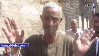 بالفيديو والصور.. استعدادات أمنية لـ 'وأد' فتنة قرية كفر درويش ببني سويف