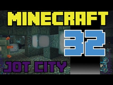 Minecraft : Jot City 32 : The Road To El Dorito 2