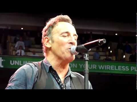Bruce Springsteen - Louisville - Rosalita - November 3, 2012
