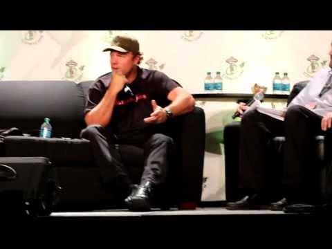 ECCC 2012 – Adam Baldwin Panel