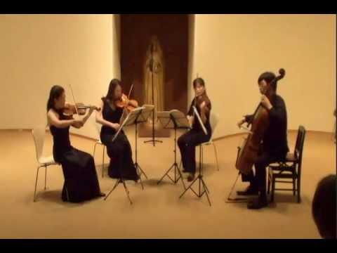 Mozart : String Quartet in F major KV.168