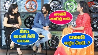 Actress Priyanka Funny Counter on Vijay Devarakonda | Taxiwala Team  Interview | TeluguOne - TELUGUONE