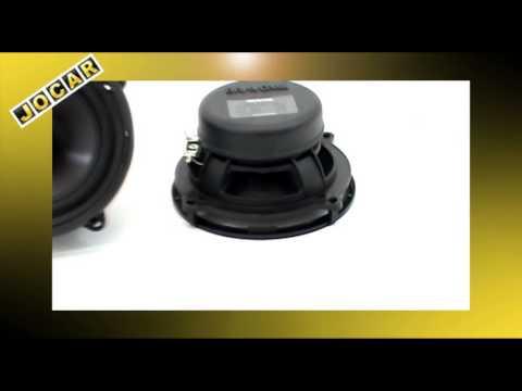 Kit alto-falante - Bravox - com 2 vias 120W - 5