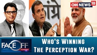 Face Off | Zakka Jacob | CAG Report On Rafale Calms Down Claims: Who Will Win War Of Perception? - IBNLIVE