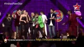 India's Raw Star Web Exclusives: Mohan Rathore's first performance - STARPLUS