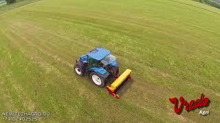Vredo луговая сеялка подсева трав