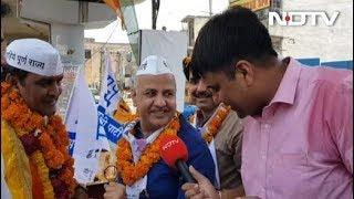 लोकसभा चुनाव के लिए दिल्ली में परचा भरने का काम शुरू - NDTVINDIA