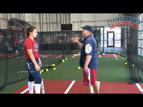 Hitting Drills for Consistent Contact - Randy Ward