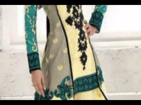 Latest Pakistani Party Wear Dresses 2014