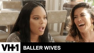 Miko Throws Stacey A Surprise Baby Shower 'Sneak Peek' | Baller Wives - VH1