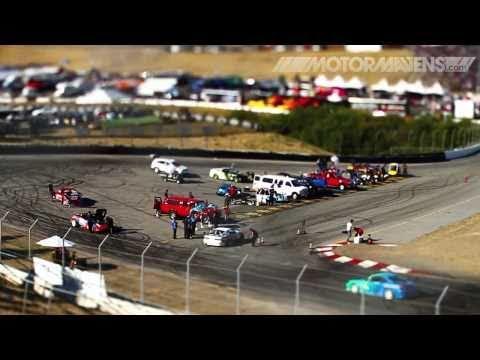 FD Sonoma: Tilt-Shift Formula Drift