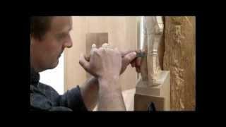 Impresionantes esculturas en madera