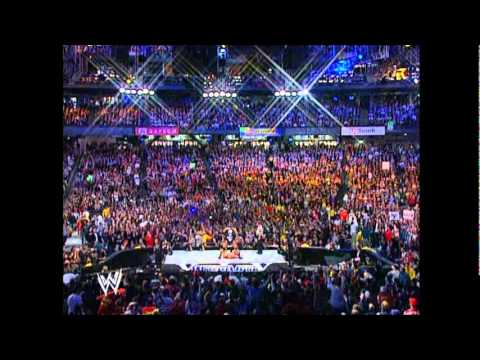The Rock vs Stone Cold-Wrestlemania XIX Part 2/2