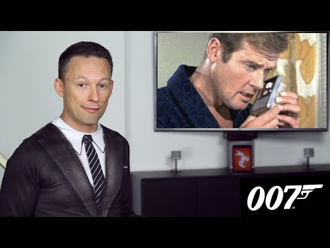 Top 10 CRAZY GADGETS Roger Moore had as JAMES BOND! 🕵️