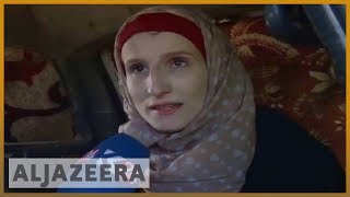 🇸🇾 Hundreds of women, children held as ISIL loses last Syria bastion | Al Jazeera English - ALJAZEERAENGLISH