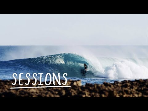 Riley Laing's Desert Barrel Fest in Remote Australia | Sessions