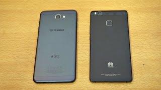 Samsung Galaxy J7 Prime vs Huawei P9 Lite - Review & Camera Test! (4K)