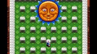 Скоростное прохождение игры Super Bomberman 2