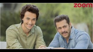 Salman Khan To Have A Cameo In 'Loveratri'? | Bollywood News - ZOOMDEKHO