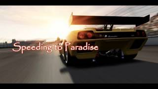 Royalty Free Speeding to Paradise:Speeding to Paradise