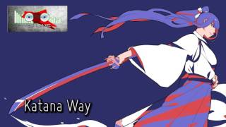 Royalty Free Katana Way:Katana Way