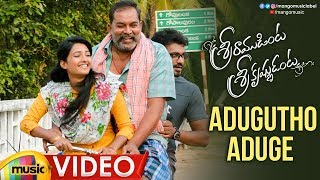 Sriramudinta Srikrishnudanta Movie Songs | Adugutho Aduge Full Video Song | Vijay Yesudas | Naresh - MANGOMUSIC