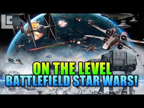 On The Level - Battlefield Star Wars Is A Go! (Battlefield 3 Gameplay/Commentary)