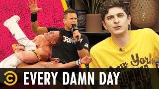 Ryan Goes to SummerSlam & Predicting VMAs Drama - Every Damn Day - COMEDYCENTRAL