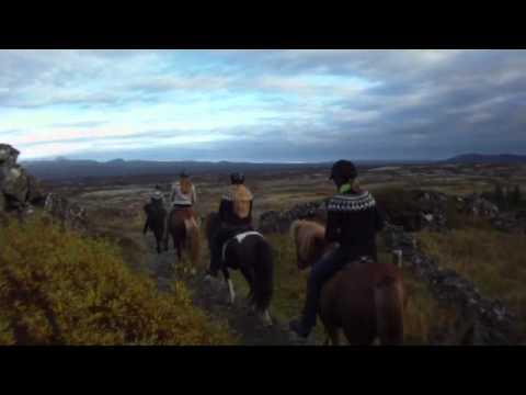 Þingvellir Langistígur 2
