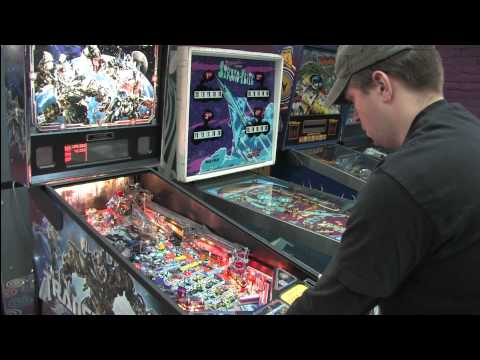 Classic Game Room - TRANSFORMERS pinball machine review