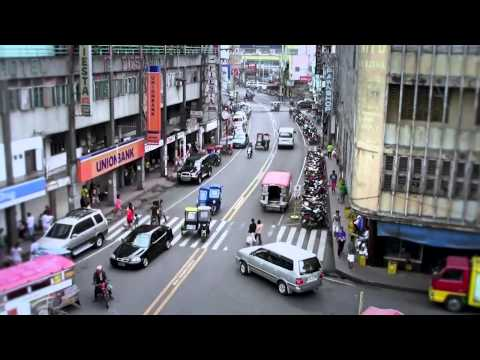 Naga City Time-Lapse Video Test