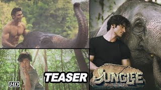 Junglee TEASER | Vidyut Jammwal as the 'josheela junglee' - BOLLYWOODCOUNTRY